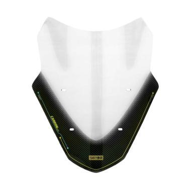 Sectbill Vector Carbon Windshield Yamaha NMax - Clear