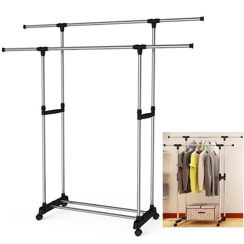 Tower Hanger Mh-X25 Drying Rack : Rak Pengering /jemuran, Gantungan Baju Lipat-Dorong By = I2y Store =.