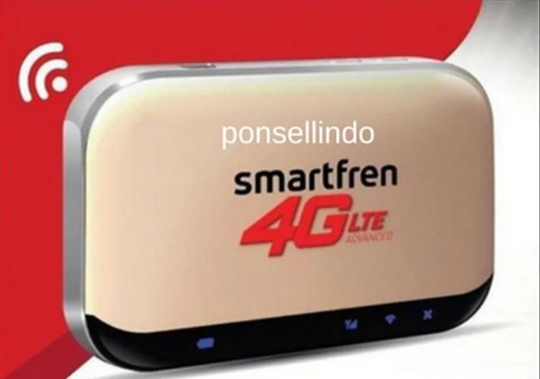 Modem Smartfren MIFI Andromax 4G LTE M5