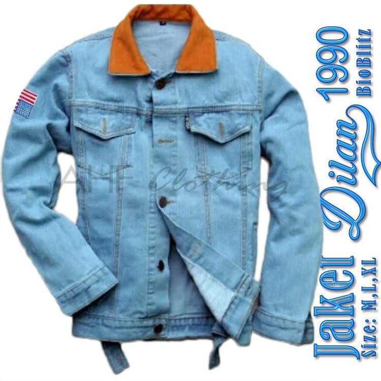 AHF Jaket Jeans Denim