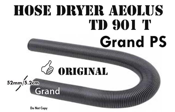 Hemat 10%!! Selang Blower U002F Pet Dryer Grooming Aeolus Td-901T 52Mm Anjing Kucing - ready stock