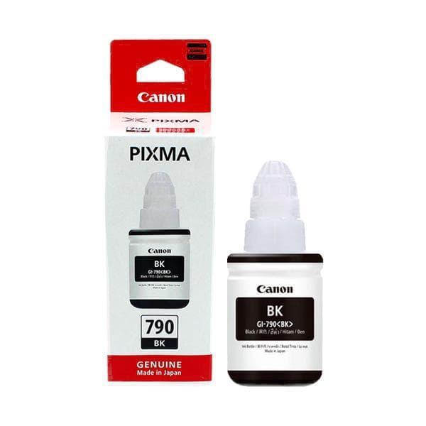 CANON TINTA BOTOL GI790 BLACK UNTUK PRINTER CANON G1000, G2000, G3000