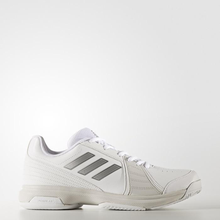 Sepatu Tennis Adidas Aspire - White/Grey Original