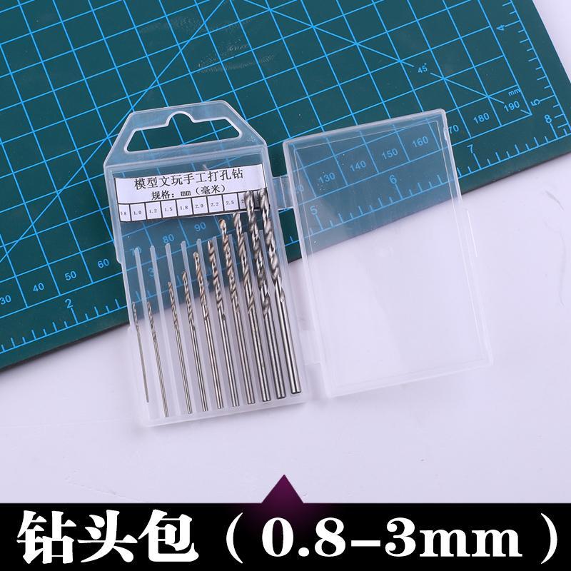 Kunci Ganda Manual Bor Buat Lubang Bor Yang Diputar Tangan Barang Antik Kerajinan Kayu DIY Peralatan