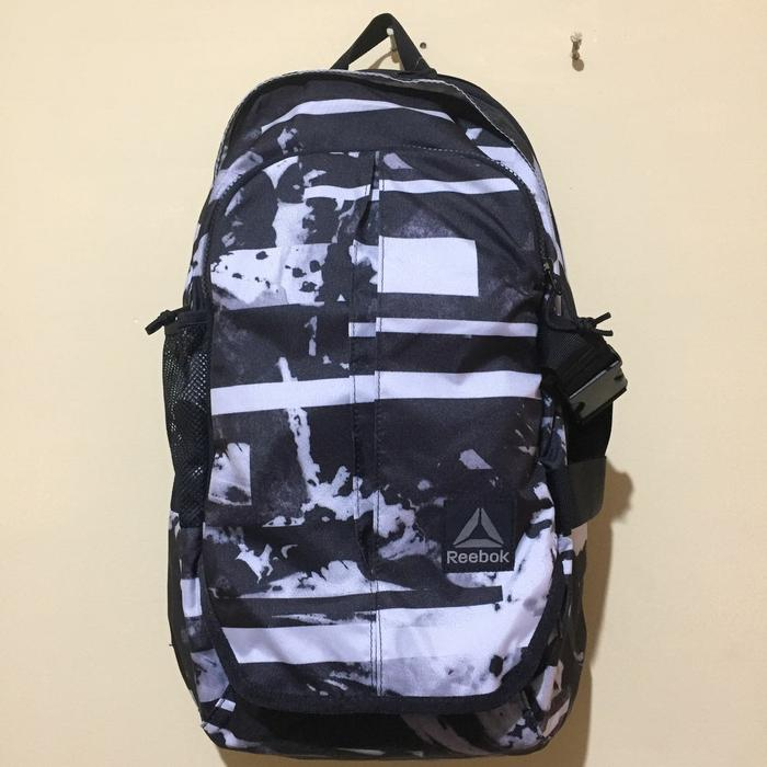 Hemat 10%!! TAS RANSEL - REEBOK BACKPACK (ORIGINAL) - ready stock