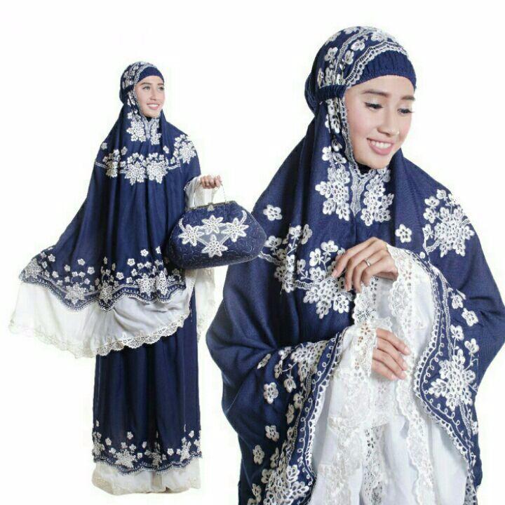 Aly Mukena Alyssa Uk5 6ahun - Christmas Design Ideas 2018 1f7dddfffe
