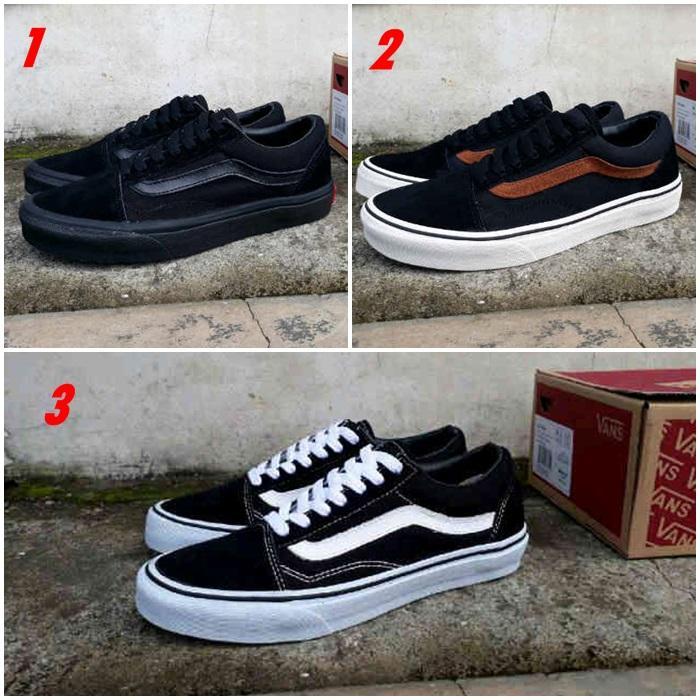 Harga Old Skool Sneakers pria keren PriceNia com Source · Promo Sepatu Pria Vans Old Skool