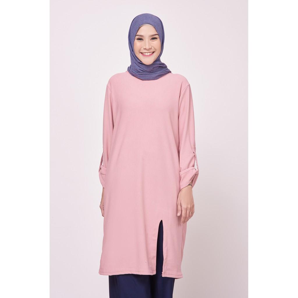 Zaskia Mecca - Fancy Pink (All Size)