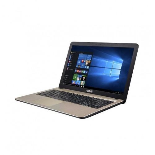 ASUS X540BA-GO001T Laptop 4 Juta-An Bertenaga AMD A9-9425 | 4GB | 1TB | 15 Inch | AMD Radeon R5 | WIN10 | Black