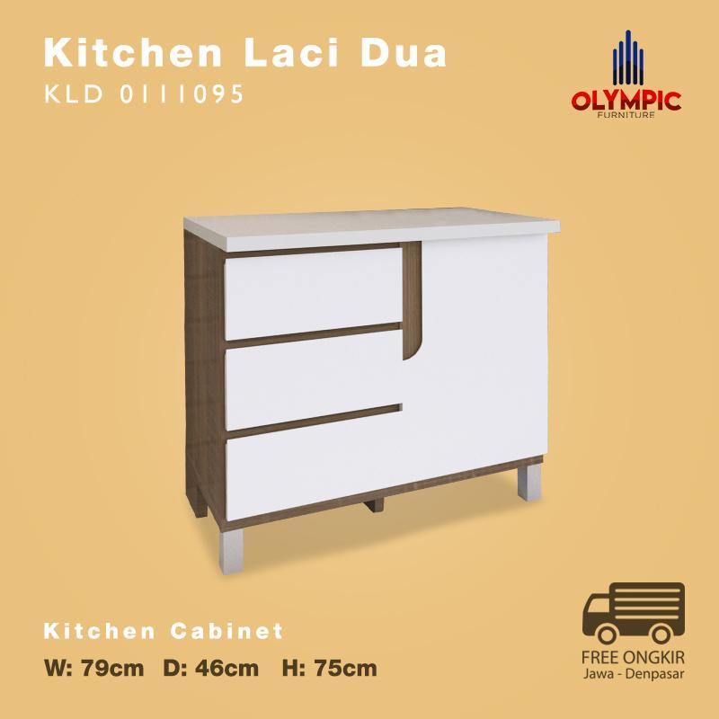 Olympic Kitchen Cabinet Meja Dapur - KLD 0111095