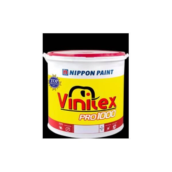 Cat Vinilex Pro1000 3Lt Nippon Paint Tembok Interior Plafon Beton