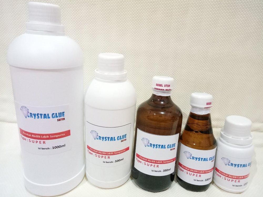 lem akrilik crystal glue HIGH - 500ml
