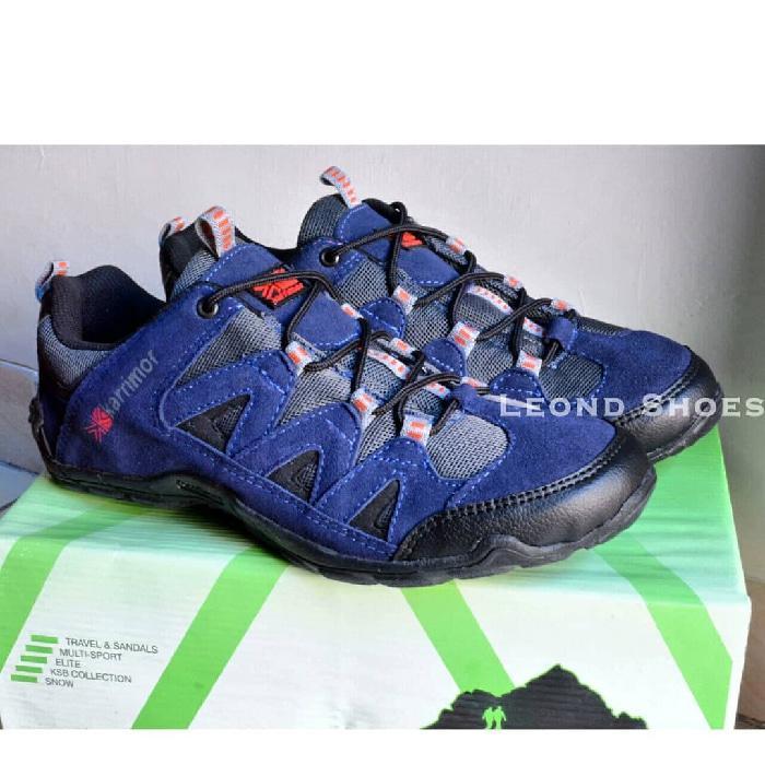Sepatu Karrimor Murah | Grosir Sepatu Berkualitas - Cokelat Tua, 40