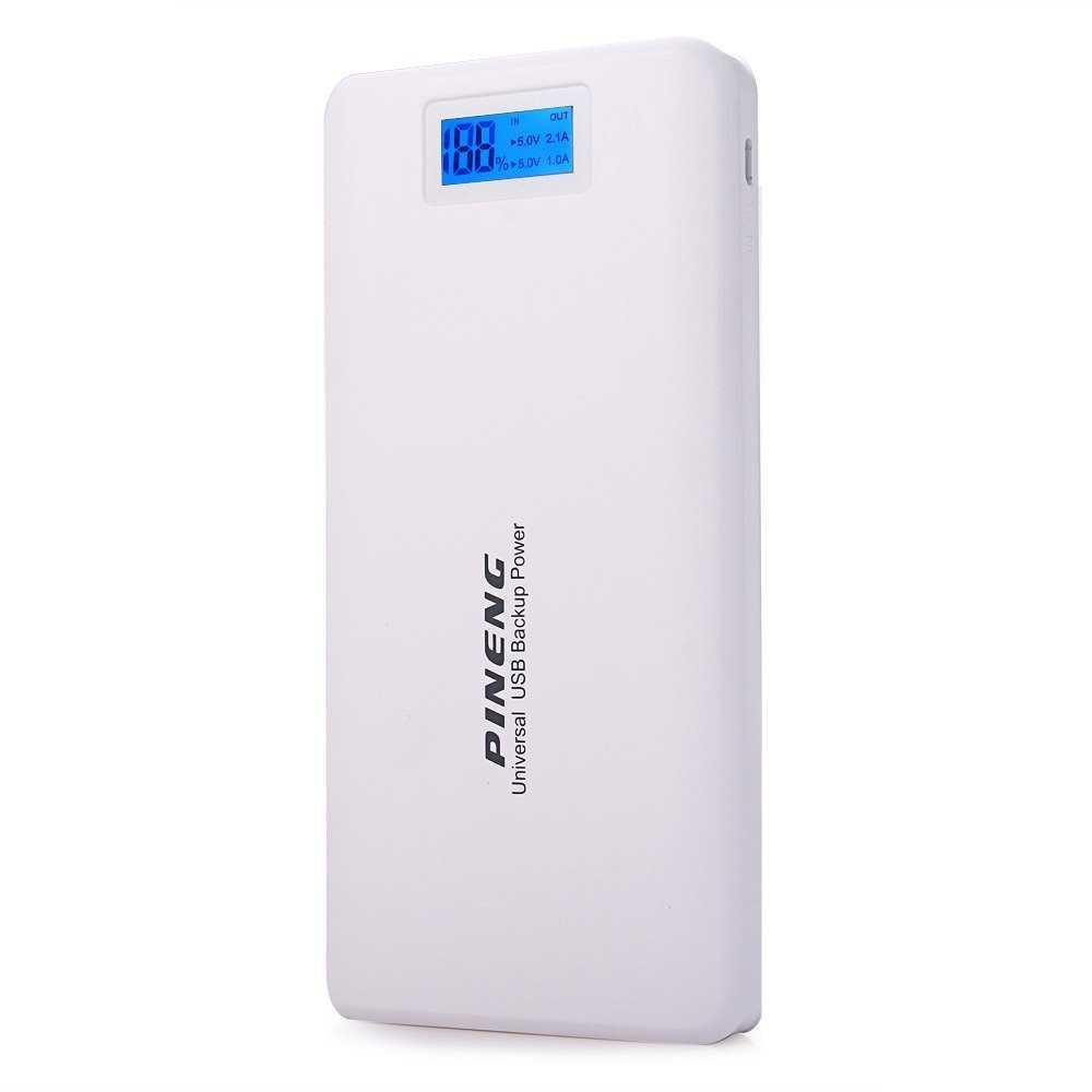 Harga Jual Powerbank Pineng Original 100 Pn913 10000 Mah Htm Power Bank 2 Port 20000mah With Led Light Pn 999