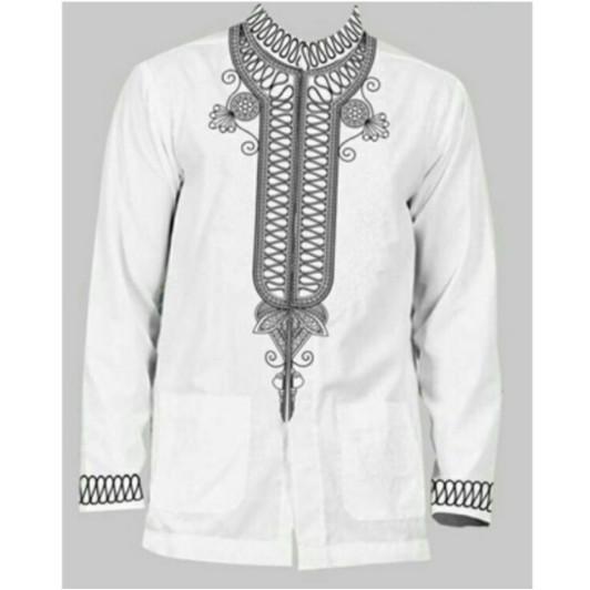 DISKON! - Baju Koko Muslim Anak dan Ayah Koko Turki pakistan merk rabbani al mia Koko black phanter (L fit to XL)