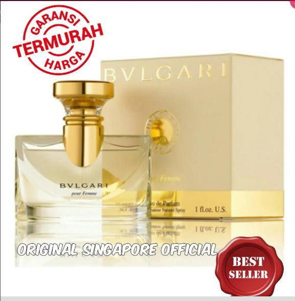 Bvlgari Pour Femme Parfum Original Singapore