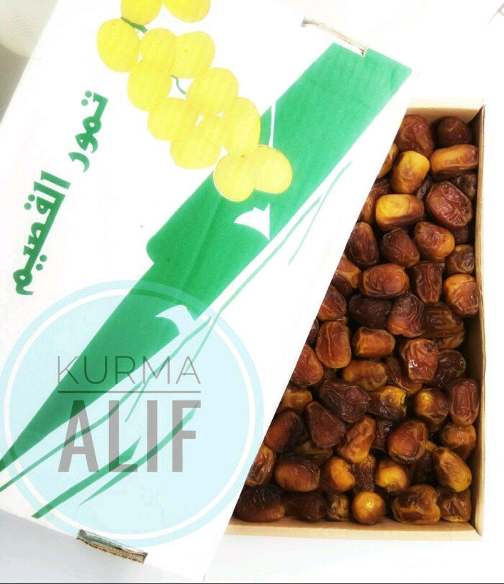 Kurma Sukari Kurma Raja 1 Dus 3 kg Oleh Oleh Haji Oleh Oleh Umroh di lapak Toko Kurma Alif alifkurma