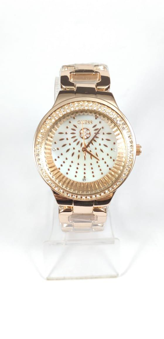 Jam Tangan Guess Wanita Gold Edition Limited