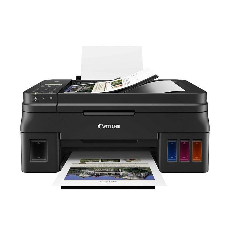 CANON PIXMA G4010 ALL-IN-ONE FAKS WI-FI COLOR