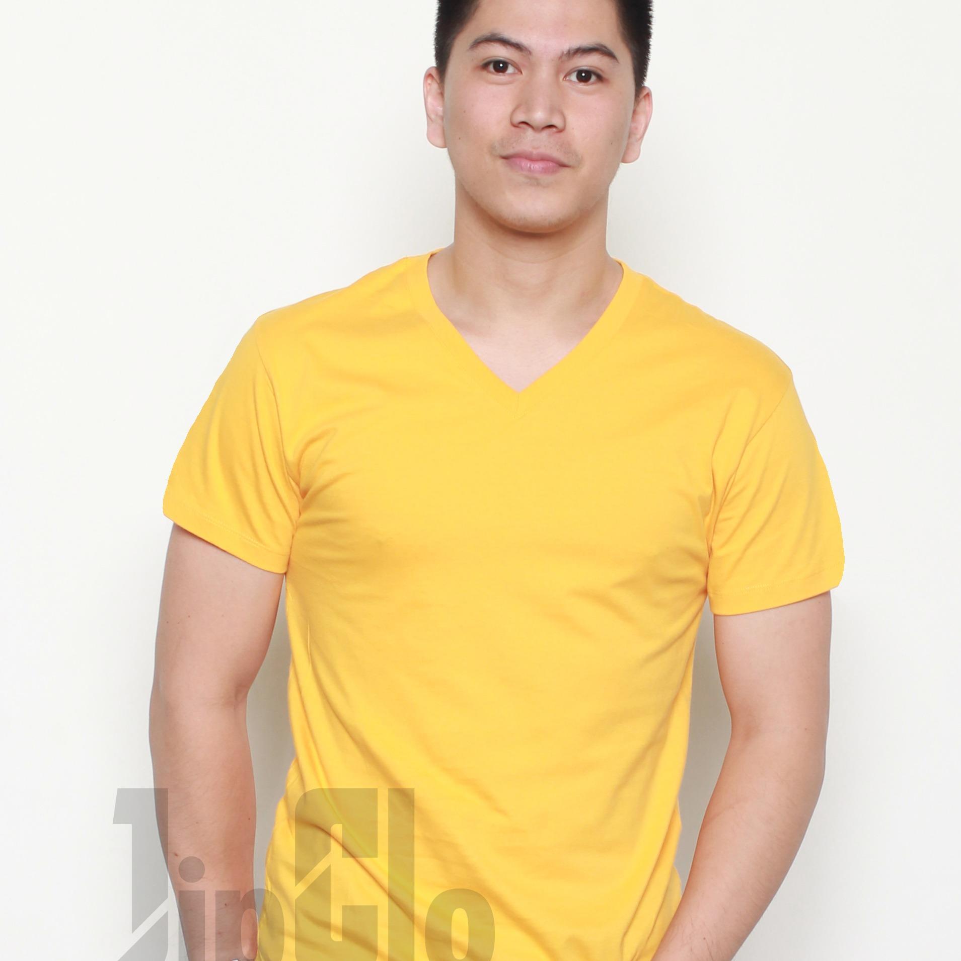 Harga Jual Sale New Arrival Kaos Polos Gildan Softstyle 63000 O Neck Nsa States Apparel 7260 Raglan Premium Original  Smlxl Oblong 30s Pria Warna Kuning V Lengan Pendek T Shirt
