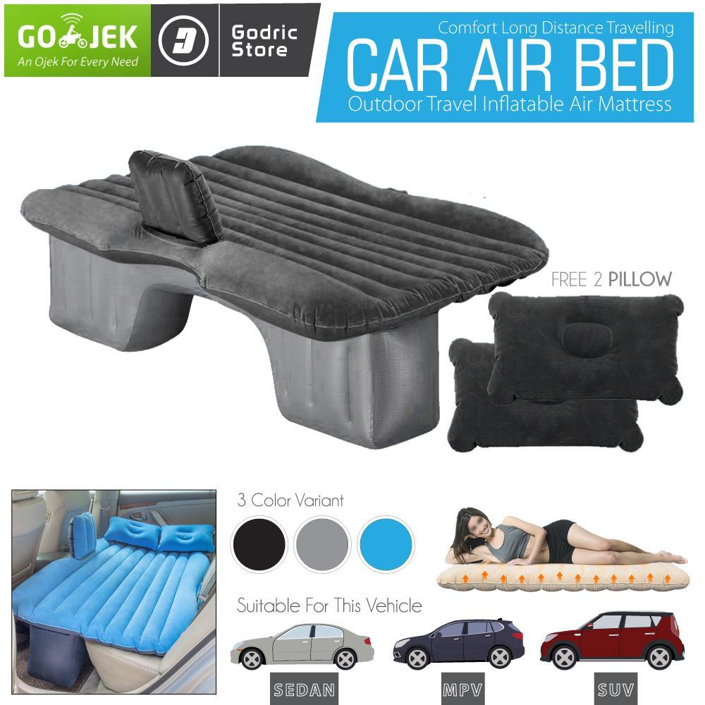 Godric Kasur Angin Mobil / Matras Portable Indoor Outdoor