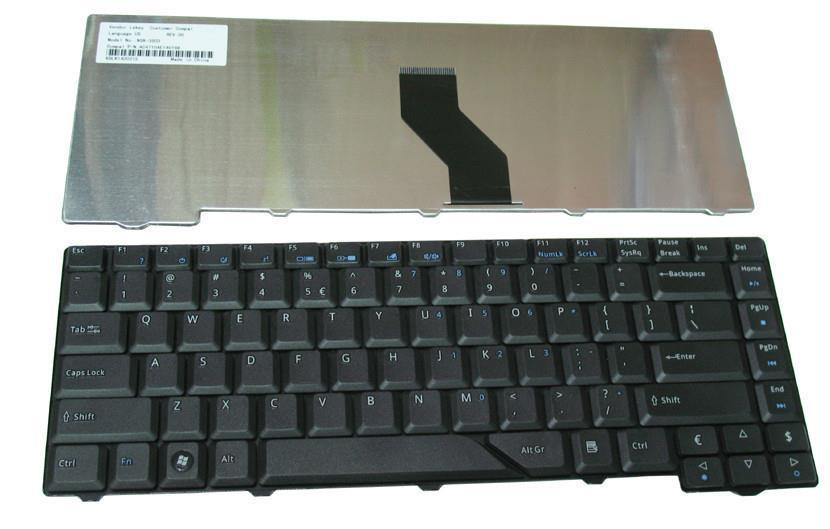 Keyboard Acer Aspire 4710 4720 4320 470Z 4310 5710 5720 Black