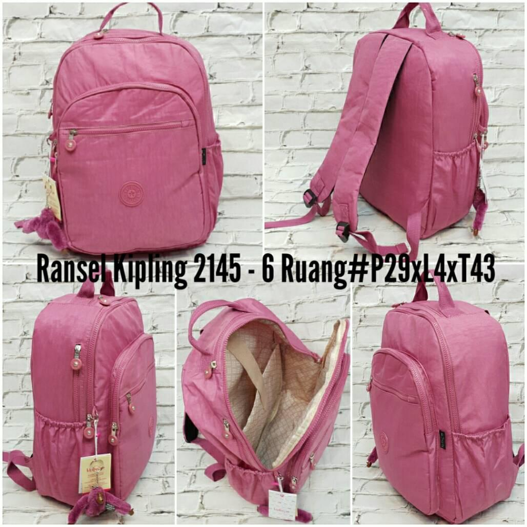 cd5251969 Tas Ransel Backpack Wanita Branded Kipling Premium Quality KP-61