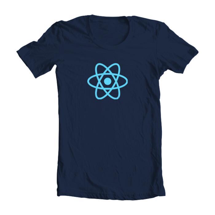 HARGA DISKON!!! Kaos React Native App Android iOS Distro Gamer Programmer Geek T Shirt - vUAQEA