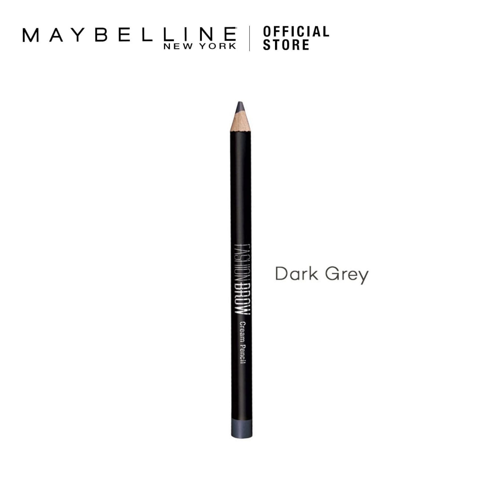 maybelline fashion brow cream GREY