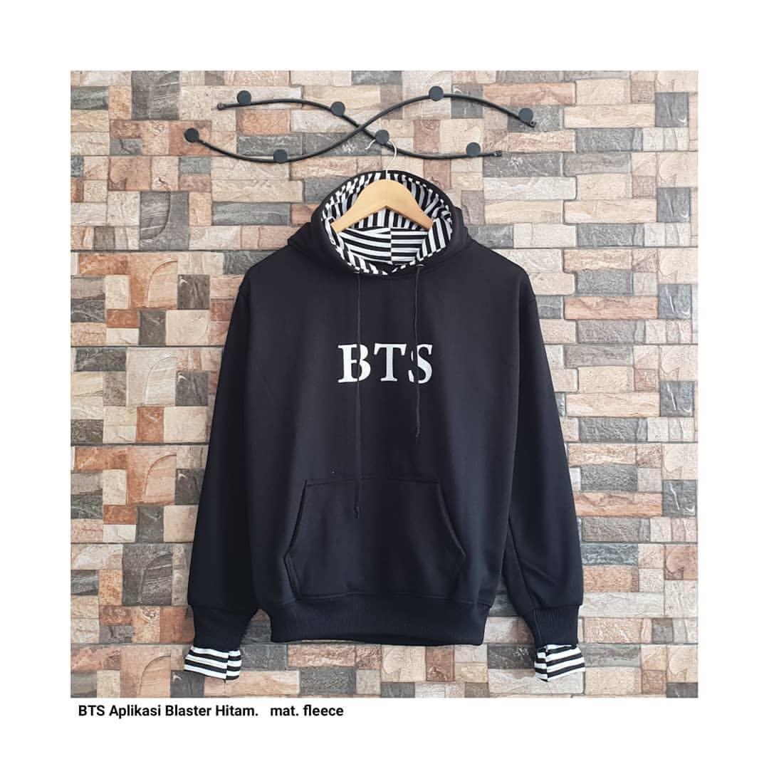 Buy Sell Cheapest Bts Hoodie Aplikasi Best Quality Product Deals Sweater Wanita Blaster Fashion