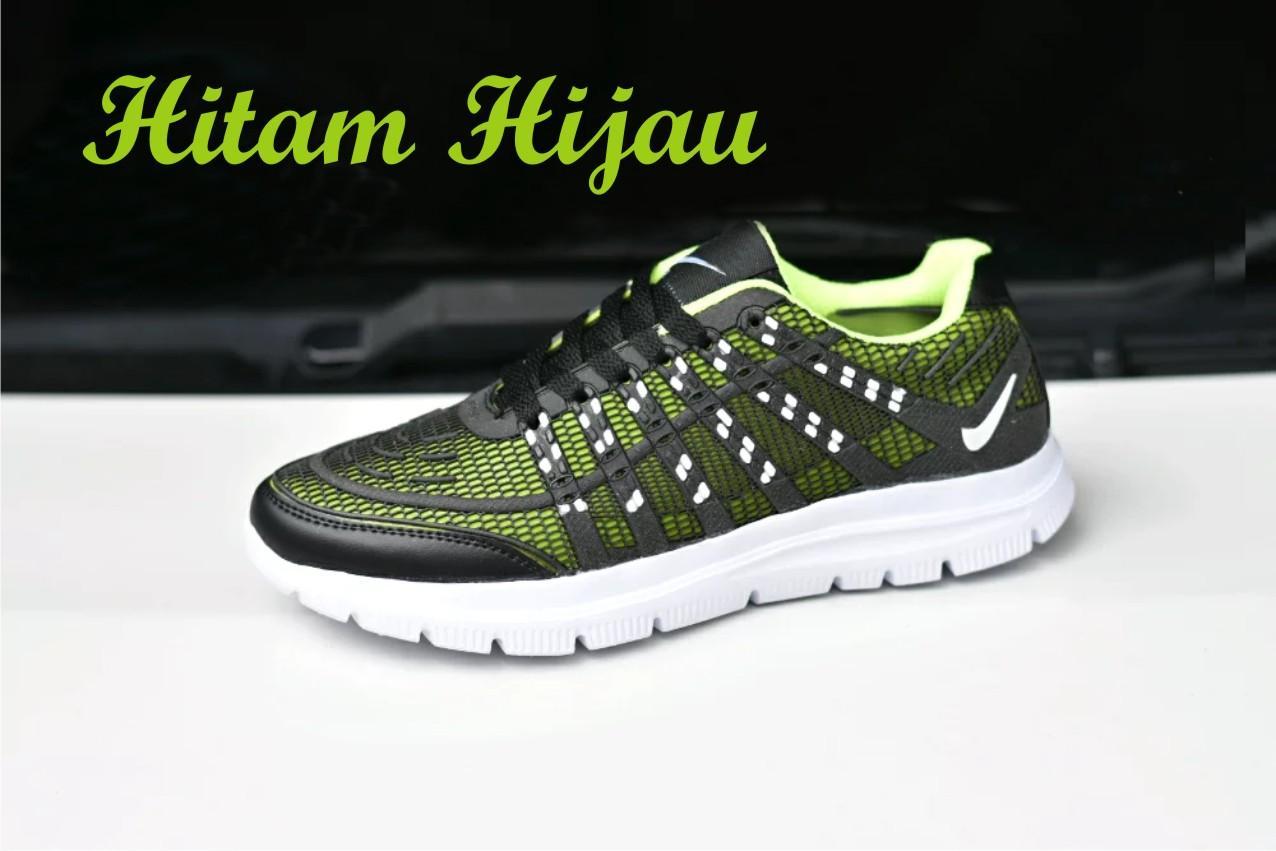 Sepatu Running 3d Ringan Terbaru Terlaris Lari Sekolah Kerja f5da35853e
