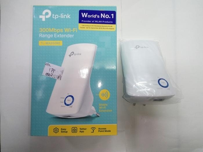Tp Link Wireless Range Extender WA 850RE