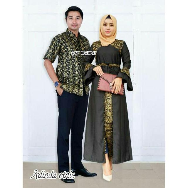Batik Couple - Batik Sarimbit - Batik Kondangan - Adinda