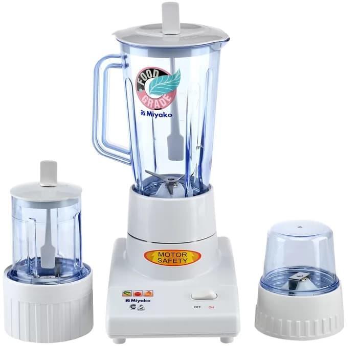 HARGA PROMO!!! Miyako Blender Plastik 1 Liter BL-102PL - 4SOOGb