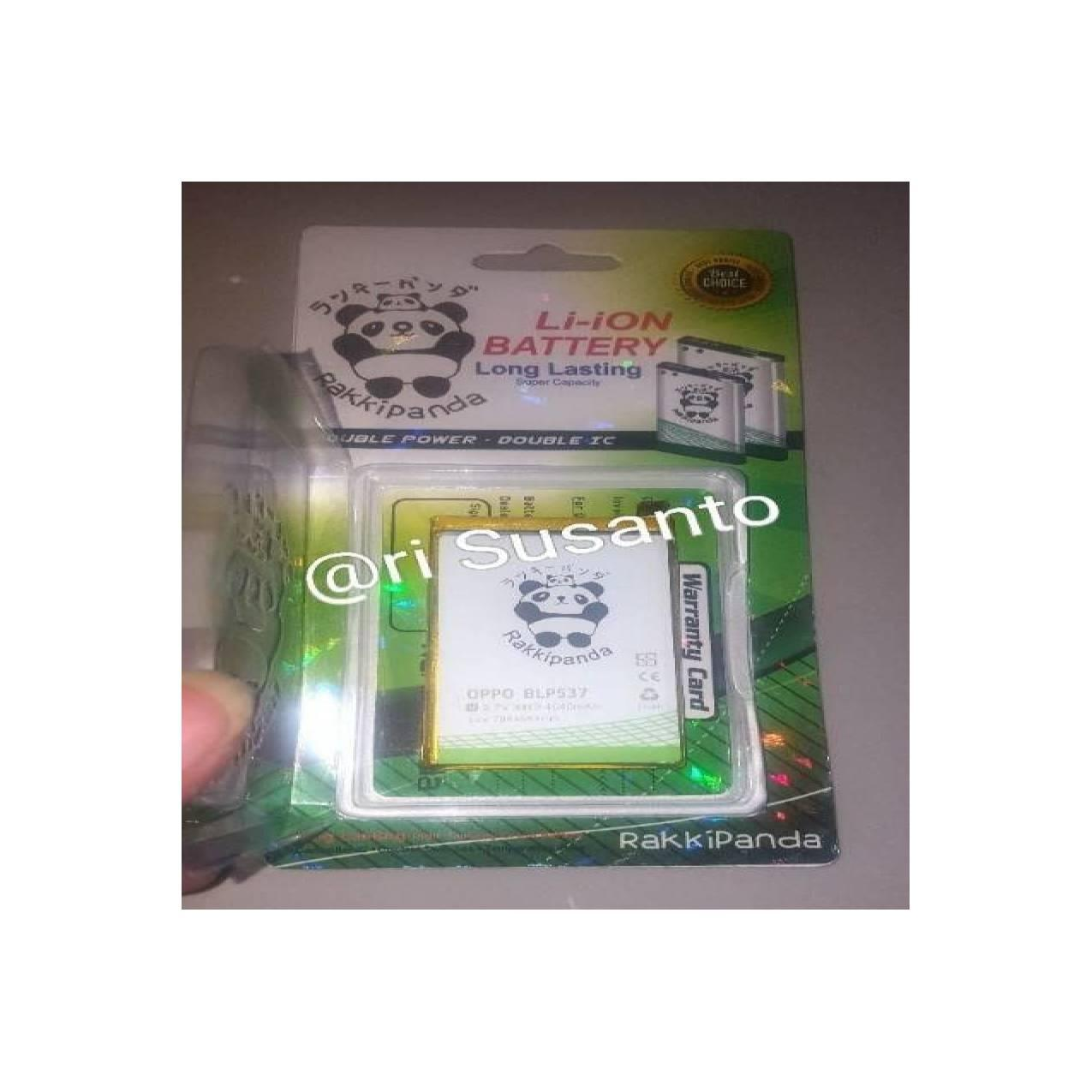 Baterai Rakkipanda BLP537 for Oppo U705 U705T U705W Ulike 2 U7 T19