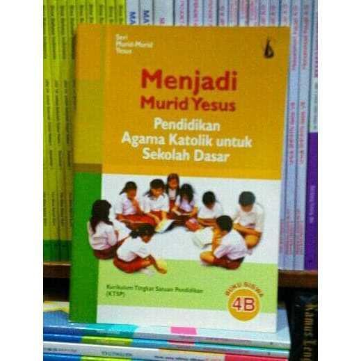 BEST SELLER Buku SD Pendidikan Agama Katolik Kelas 4 HARGA TERMURAH