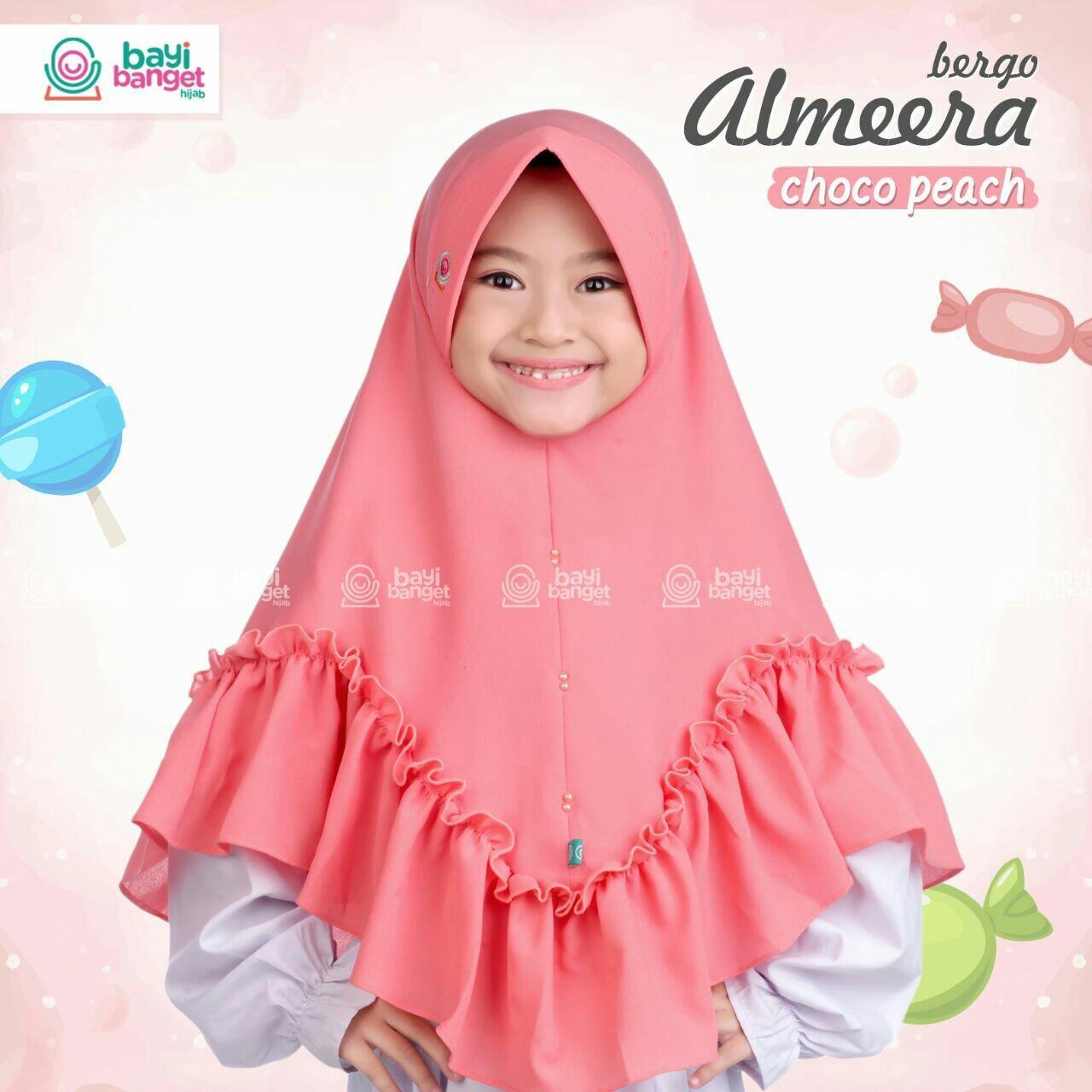 Fairuz Hijab, Jilbab Anak Langsung Pakai, hijab Instan Anak, Kerudung Anak Remaja Perempuan Usia 8 tahun - 12 tahun