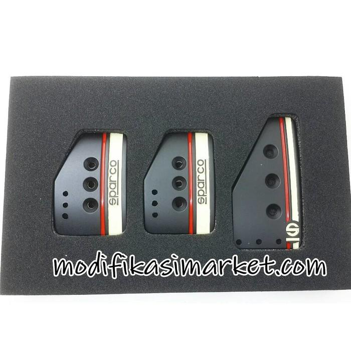 Gas Mobil Manual Import Sport PS 01 Red . Source · Pedal Sparco .