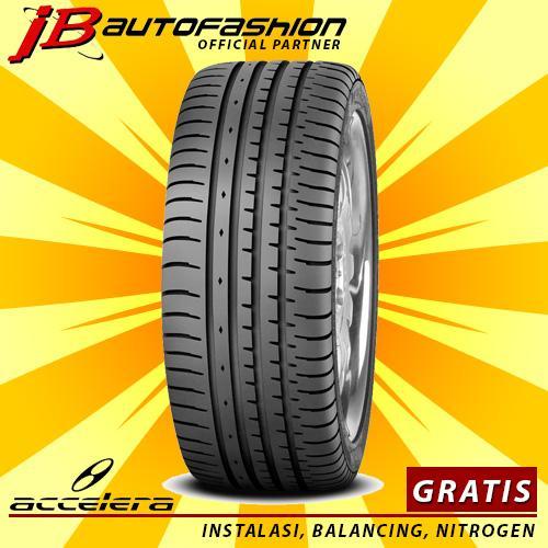 Accelera Phi Ban Mobil 205/40 R17 - GRATIS INSTALASI