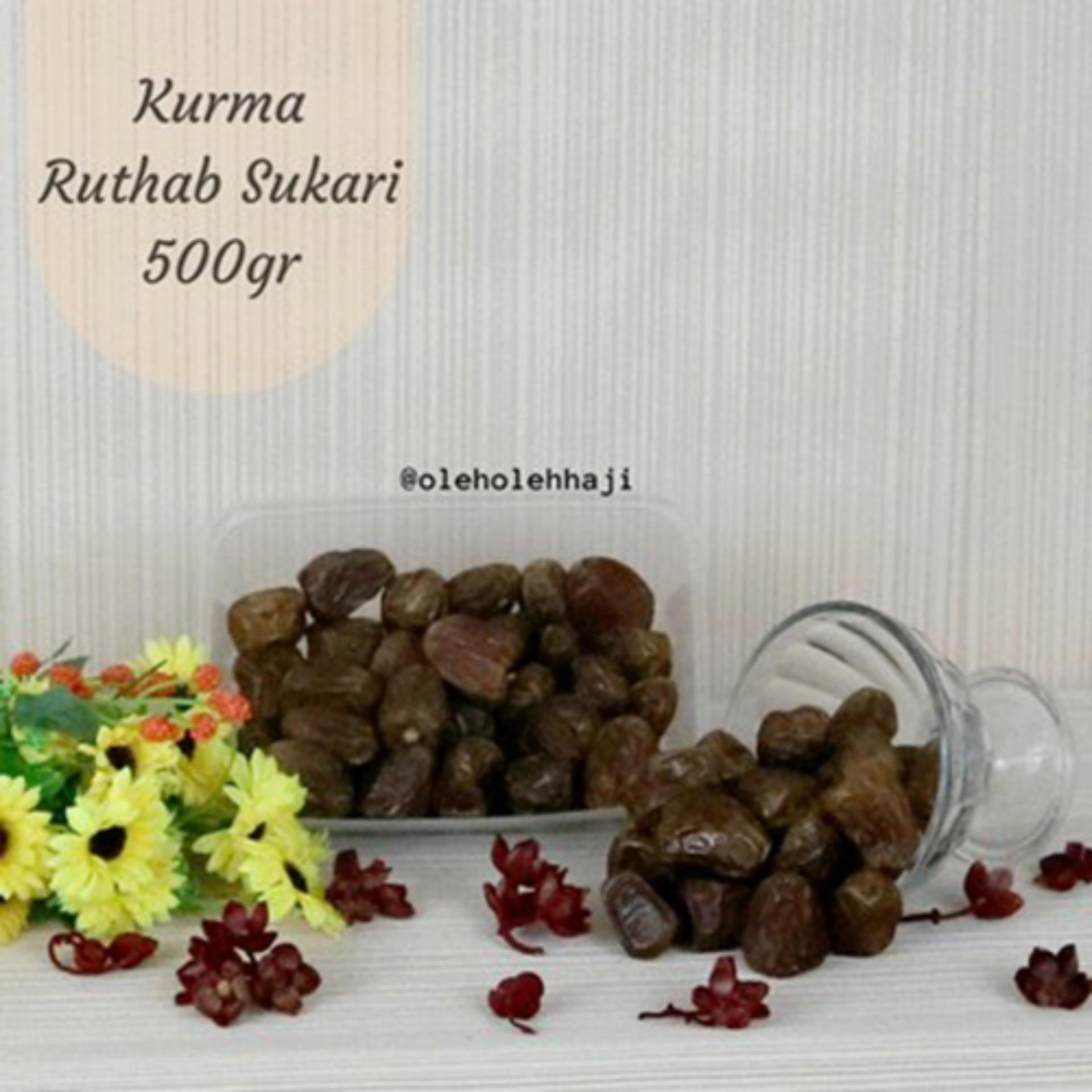 Nabawi Kurma Ruthab Sukari 500gr