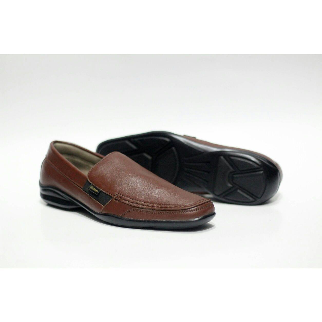 YAHLAMU - Sepatu Pantofel Formal Kulit CVNY HRABAL Pria / Sepatu kerja / Kickers / Bally / Yongki/ CEVANY