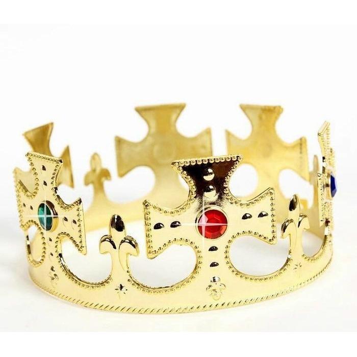 Mahkota Raja Aksesoris Kepala By Leozada.