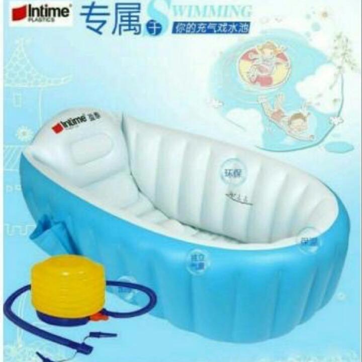 SELALU ADA - Paket Bak Mandi Bayi / Intime Baby Bath Tub / Bak Mandi Bayi