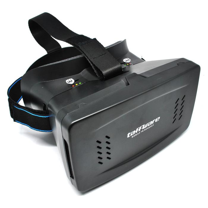 ORIGINAL - Cardboard Head Mount Second Generation 3D Virtual Reality