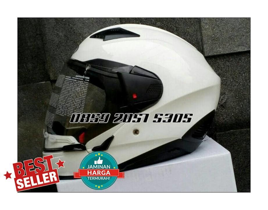 Zeus Helmet Z611C. White / helm Zeus
