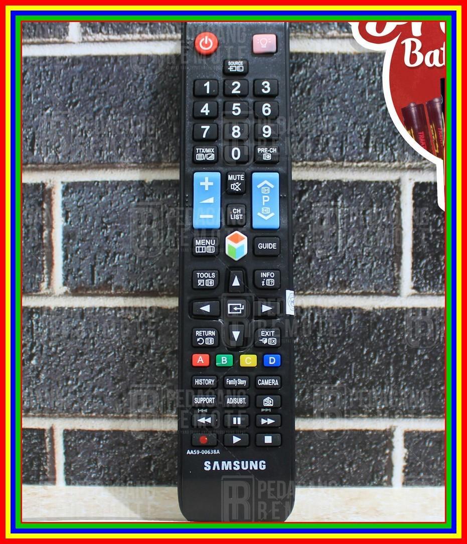 Remot Remote TV Samsung LCD LED Smart KW