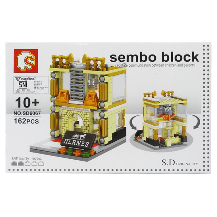 BEST SELLER!!! Lego / Sembo Block (SD6067) Hermes - udwKbE