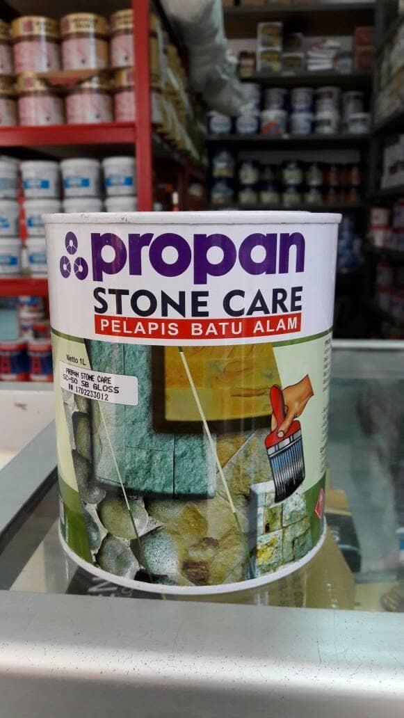 Propan Stone Care Gloss Stonecare 1Liter - ready stock