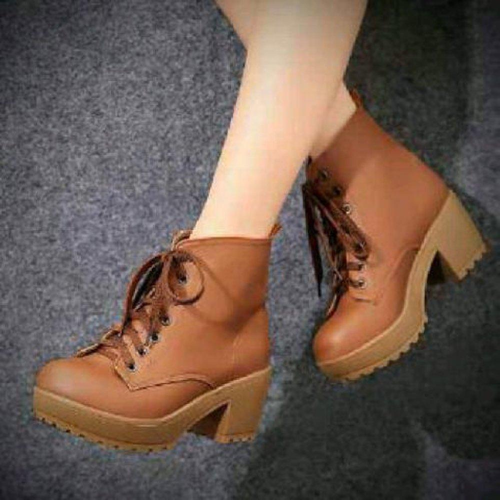 Jual Sepatu Boot Heels Murah Garansi Dan Berkualitas Id Store High Ls09 M Salemidr97000 Rp 97800 Boots Wanita Sbo104idr97800 98910