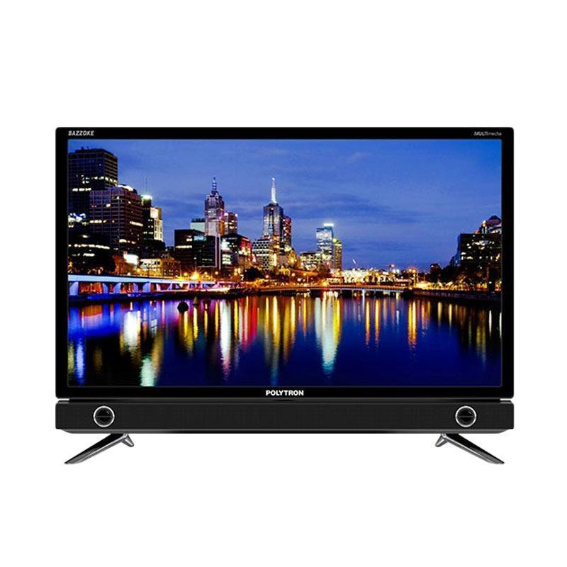 POLYTRON 32D9505 LED TV PLD [32 inch] KHUSUS JABODETABEK ( untuk keluar kota wajib di packing kayu )